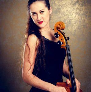 Alexandra Charnomskaya